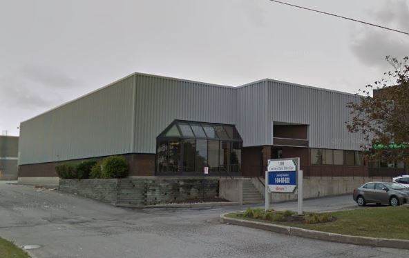 764d5cd8d8 1100 Courtneypark Drive E Mississauga - Commercial Warehouse For Sale