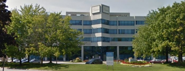 office spaces Allstate Parkway Markham Ontario