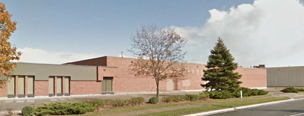 industrial space Courtneypark Drive Mississauga Ontario
