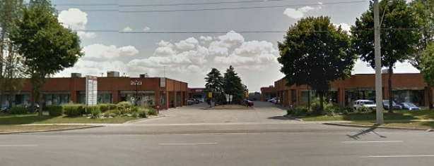 Commercial property Williams Parkway Ontario