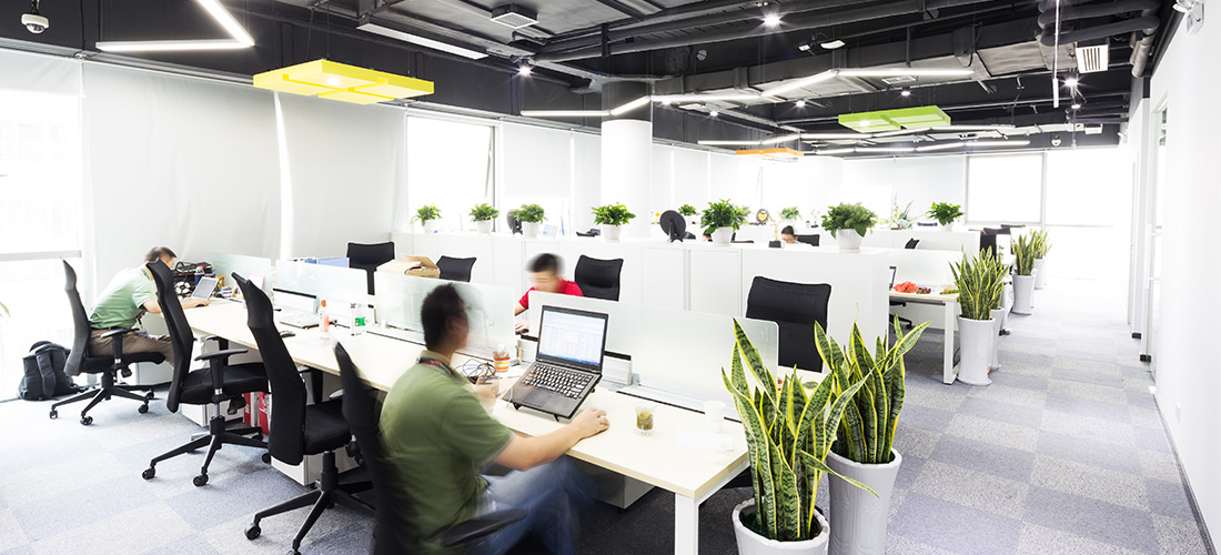 3 considerations for your new office space commercial for Office design considerations