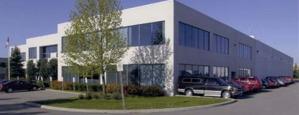 industrial space Leek Crescent Richmond Hill Ontario