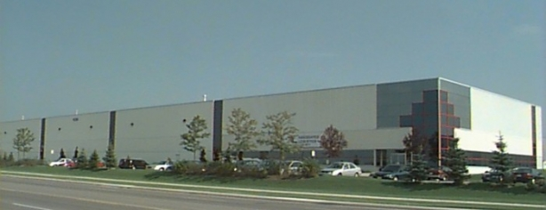 industrial space McLaughlin Road Mississauga Ontario