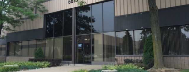 industrial space Ordan Drive Mississauga Ontario