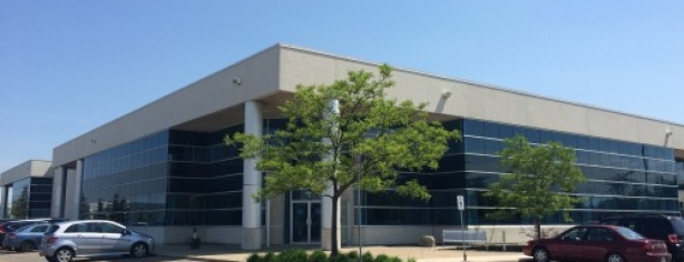 industrial space Creditview Road Mississauga ON
